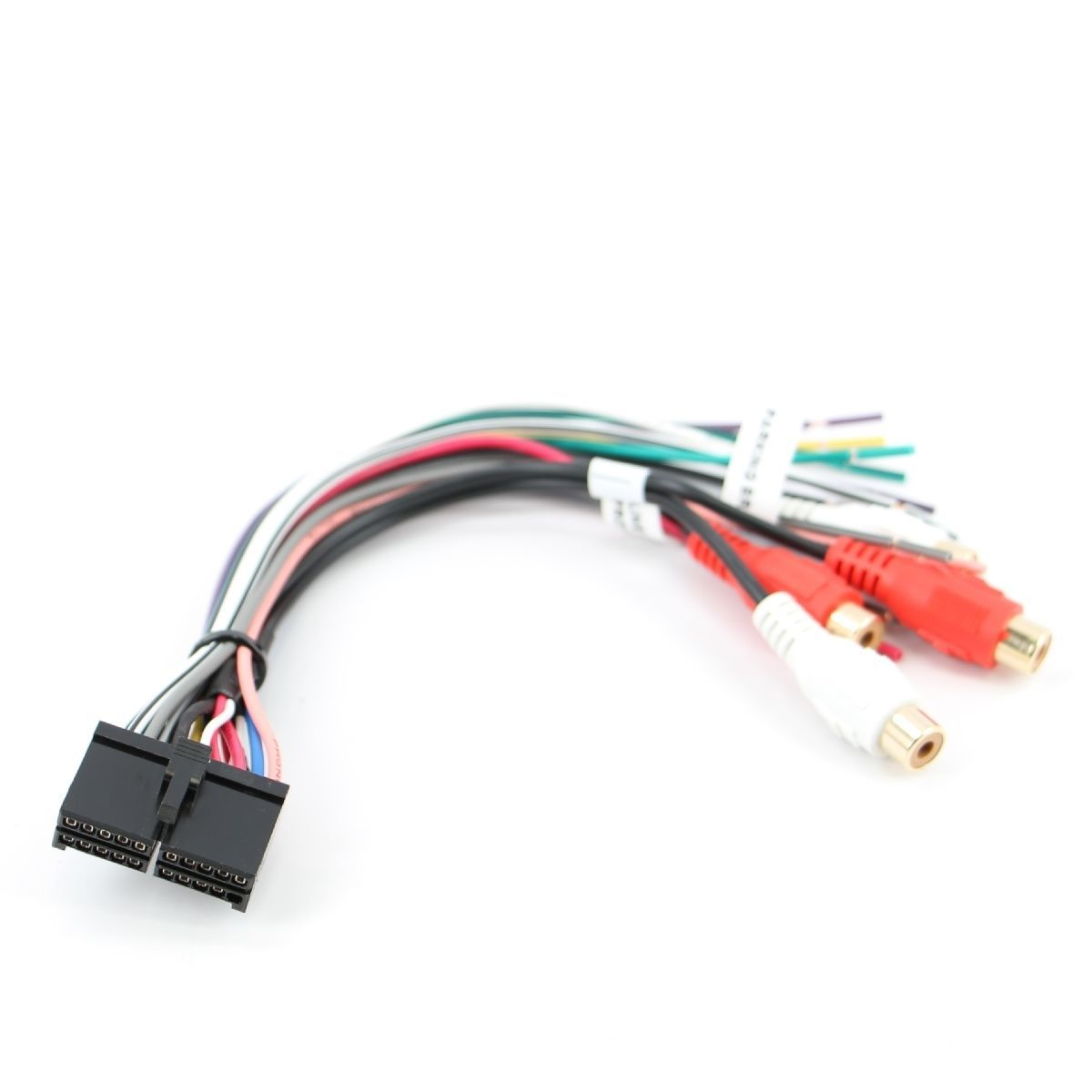 New 16 Pin AUTO STEREO WIRE HARNESS PLUG for PYLE PLDN750D Player