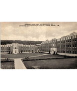 Vintage RPPC Togus Maine VA Mess Hall and Barracks - $2.00