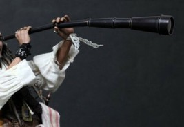 Hot Toys DX06 Pirates of the Carribean Collectible Figure Jack Sparrow FREE Ship - $471.92