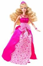 Mattel Happy Birthday Barbie Princess Doll  - $65.57