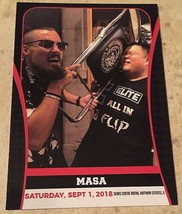 All In Masa #33 Trading Card Being The Elite Bonus All In Trading Card C... - $5.04