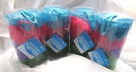 April Bath & Shower Bath Sponges 4 Tubs of 4 Total 16 Bath Sponges - $12.99