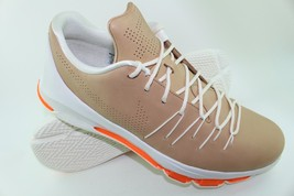 EXT KD MEN 14 NEW TAN VACHETTA AUTHENTIC RARE SIZE 0 BASKETBALL 8 BrwRxrqCY5