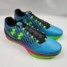 Under Armour Men Clutchfit Drive 3 Low Shoes Elite24 1295351 419 Multi Size 18 - $67.96