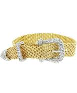 Golden Buckle Bracelet - $49.00