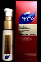 Phyto Phytomillesime Color Locker PRE-SHAMPOO 1.01oz Big Deluxe Sample Fast Ship - $8.90