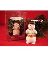 Hallmark 1997  Porcelain Hinged Box QX677-2 - $12.00