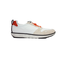 DIESEL S-RV Mens Low Top Fashion Sneakers Start White Cream Size 8.5 New - $102.84