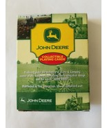 John Deere Playing Cards Deck Game Collectible Package Tractor Farming B... - $7.95