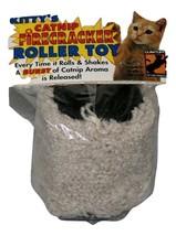Kitty's Catnip Firecracker Nip Roller Toy NIP