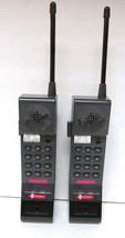 VTG Walkie Talkie Telephones (2) PLAYTIME PRODUCTS US SPRINT BATTERY MOR... - $49.95