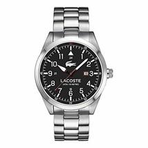Lacoste Mens Montreal Analog Dress Quartz Watch (Imported) 2010776 - $229.08