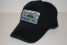 Pittsburgh Reebok NHL Winter Classic 2011 Relaxed Stretch Fit Cap OSFM - $18.99
