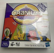 Hasbro CRANIUM Board Game With 60 Card Bonus Family Pack NEW SEALED - $34.65