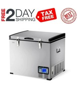COSTWAY Portable and Compact Vehicle Electric Cooler Fridge Car Freezer ... - $570.23