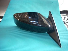 2014 NISSAN ALTIMA RIGHT BLACK SIDE VIEW MIRROR image 2