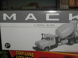 First Gear Port Huron,R-600 Mack Cement Mixer,1/34 scale,Stock #19-2652-F/SHIP - $50.00