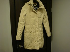 RRP 239.99$ Tommy Hilfilger Woman Ladies Down Feather Coat Jacket Warm Size XS - $92.32