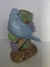 "Vintage Bluebird On A Branch 5 1/2"" Tall - $3.75"