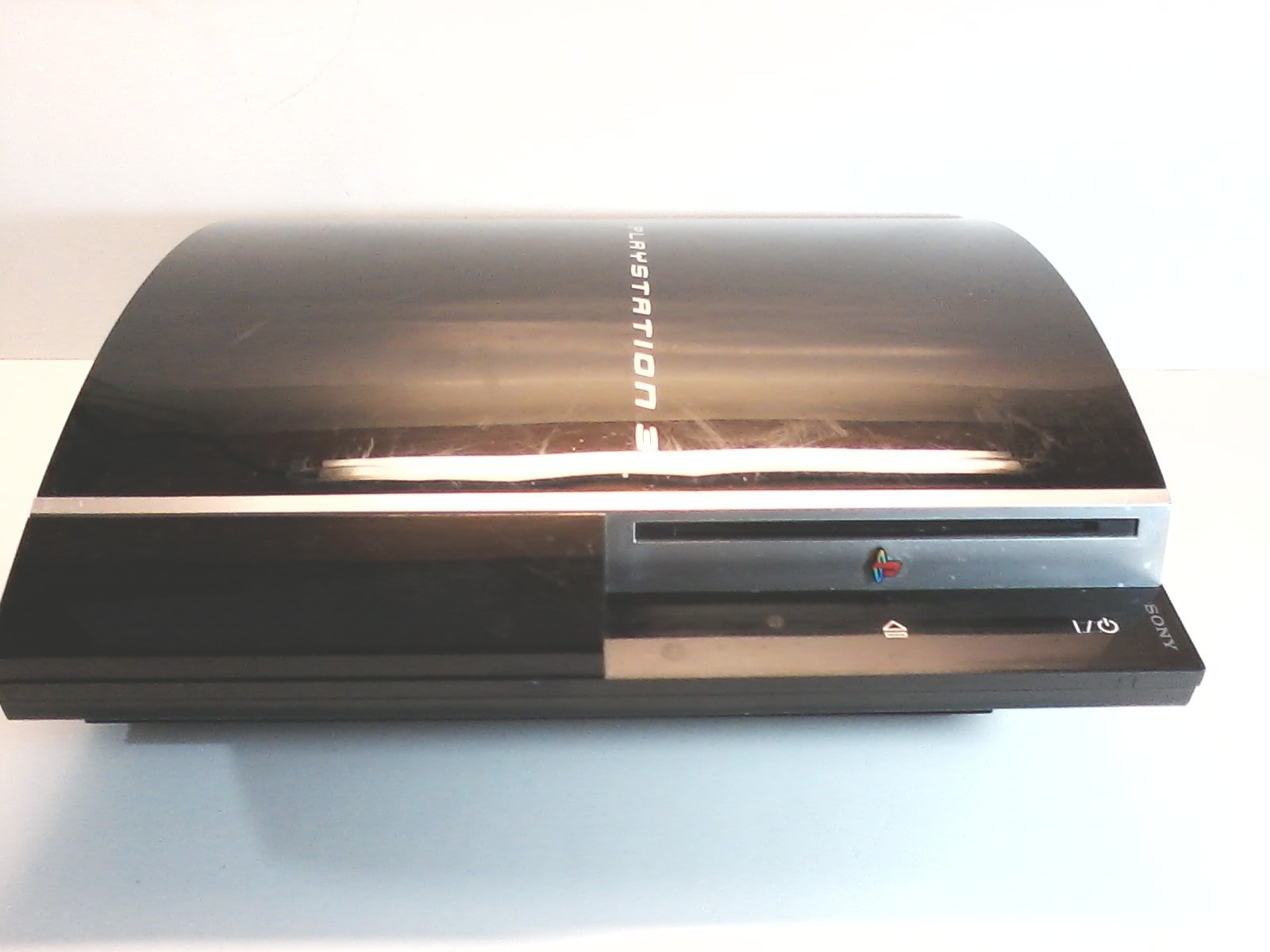 Sony Playstation 3 PS3 Console for Parts or Repair Flashing Red Light CECHH01