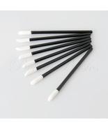 100 Disposable Lip Gloss Wands Applicator Makeu... - $7.50