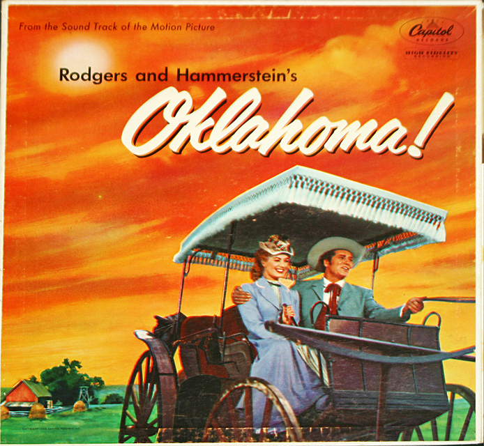 Oklahoma  cover