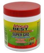 Africa's Best Maximum Strength Super Gro Hair & Scalp Conditioner, 5.25 oz - $5.19