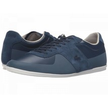 Size 11 & 12 LACOSTE Leather Suede Mens Sneaker Shoe! Reg$160 Sale $89.99 - $89.99