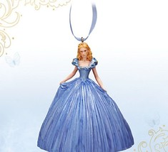 Disney Store Cinderella Live Action Ornament Princess Christmas Holiday ... - $59.95