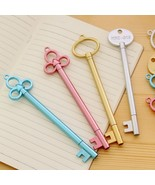 KEVIN&SASA® 4Pcs/Set Gel Pen Set Key Kawaii School Supplies Office - $4.84