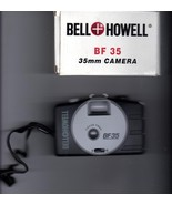 Three (3)-35mm Camera's One Bell& Howell , One Vivitar, Bell&Howell & On... - $5.95