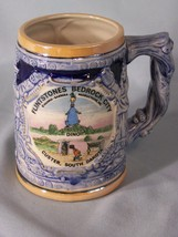 "Flintstones Bedrock City Custer, South Dakota coffee cup approx 4.75"" tall - $7.95"