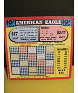 Punchboard-Two Items--Antique - $100.00