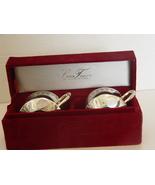 Godinger Silver Art Co. SPSalt And Pepper Shakers inPresentation Box - $17.90