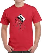 Cassette Tape Is Not Dead T Shirt image 1