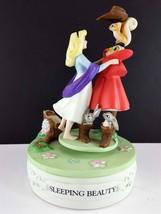 Disney Collection Sleeping Beauty Musical Memories Music Box Figurine Li... - $59.39