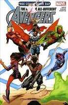 Free Comic Book Day (Marvel) #2015A FN; Marvel   save on shipping - deta... - $1.25