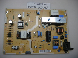 Samsung BN44-00774A Power Supply / LED Board - $44.00