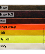 Velvet Choker Colors REFERENCE PAGE  (this is an information page only) - $0.00