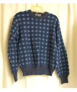 Men's Gray and Blue Hemingway Point Sweater sz. Sm. - $10.00