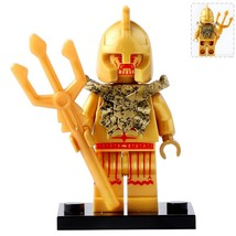 King of Atlantis The Lost Empire Lego Minifigures Block Toy Gift for Kids - $1.99