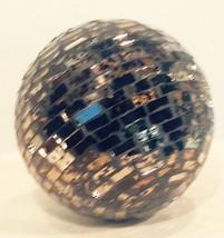 Unique, Unusual, Ornamental Decorative Mirrored Ball - $19.80