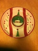 THE CELLAR---LOG CABIN--CHIP & DIP--VEGGIE--SERVER--CHRISTMAS----FREE SH... - $38.86