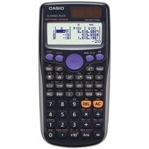 CASIO(R) FX300ES Plus Fraction & Scientific Calculator (Black) - $34.05