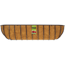 Panacea Blacksmith Wall Trough With Coco Liner 36 Inch 093432885482 - $77.71