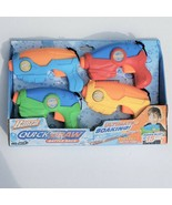 4 Pack of Water Blasters Quickdraw Battle Pack Outside Toy - $10.95