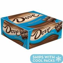 Dove Milk Chocolate Singles Size Candy Bar 1.44-Ounce Bar 18-Count Box - $26.72