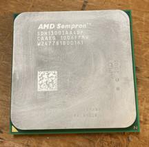 Amd Sempron LE-1300 2.3GHz Socket AM2 Desktop Cpu SDH1300IAA4DP - $4.94