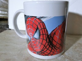 SPIDERMAN Mug/Cup Tea Milk Coffee Cocoa 8oz. by Sherwood EUC - $12.63