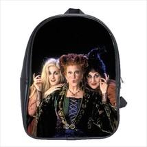 School bag 3 sizes bookbag hocus pokus - $39.00+